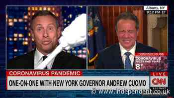 CNN's Chris Cuomo 'contributed' to Andrew Cuomo's sexual harassment flourishing and persisting, report says