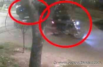 Violento asalto motochorro en Quilmes Oeste: Un detenido con cuatro balazos - Perspectiva Sur
