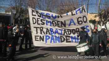 Municipalidad de Quilmes: ninguna respuesta concreta para los despedidos de EMA - La Izquierda Diario