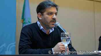"""Carlos Bianco: """"Si no hubiese una universidad en Quilmes, quizás no hubiese estudiado"""" - Cuatro Medios"""