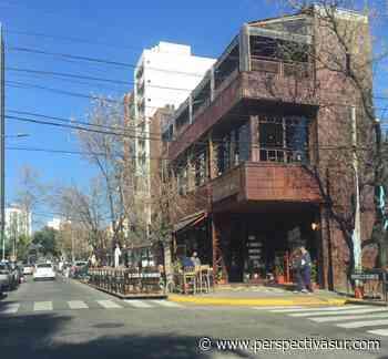 Quilmes centro: Liberaron la senda peatonal usada como estacionamiento de motos - Perspectiva Sur
