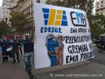 Quilmes: trabajadores despedidos de EMA realizarán una protesta frente a la Municipalidad - Cuatro Medios