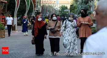 Turkey's coronavirus cases jump to nearly 25,000, highest since early May - Times of India