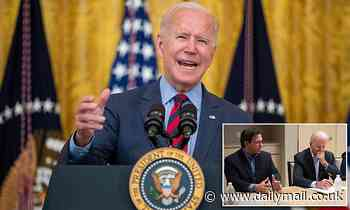 Biden piles on Florida and Texas for causing a third of all U.S. coronavirus cases