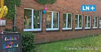 Einschulungen in Stockelsdorf und Bad Schwartau - Lübecker Nachrichten