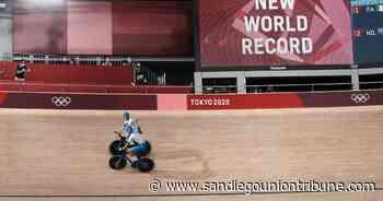 Velódromo olímpico de Izu: La tormenta perfecta - San Diego Union-Tribune en Español