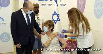 Israel pedirá semana de cuarentena a viajeros de 18 países - San Diego Union-Tribune en Español
