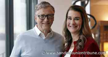 Bill Gates y Melinda French Gates oficializan su divorcio - San Diego Union-Tribune en Español