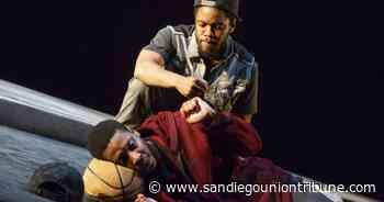 """Ardiente y oportuna """"Pass Over"""" lidera regreso de Broadway - San Diego Union-Tribune en Español"""