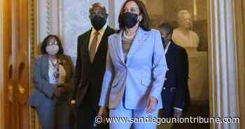 Harris visitará Asia en medio de tensiones con China - San Diego Union-Tribune en Español