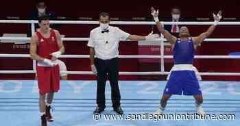 Iglesias gana su segundo oro olímpico en boxeo para Cuba - San Diego Union-Tribune en Español