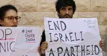 Corte israelí propone acuerdos contra desahucios palestinos - San Diego Union-Tribune en Español