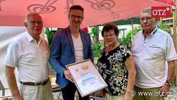 Braunichswalde: Anneliese Pelz ist eine Macherin - Ostthüringer Zeitung