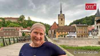 Raus aus dem Hamsterrad: Frühere Tankstellenpächterin aus Gera bringt Bücher heraus - Ostthüringer Zeitung