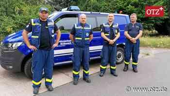 Vier THW Mitglieder aus Gera in Rheinland-Pfalz - Ostthüringer Zeitung