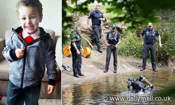 Mystery man seen by Welsh river where tragic Logan, 5, was found dead an hour later, locals reveal