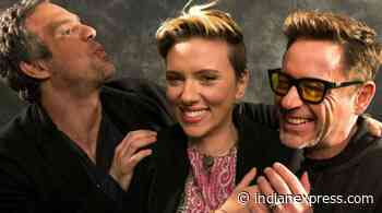 As Scarlett Johansson sues Disney, the silence of Robert Downey Jr, Mark Ruffalo, Chris Evans speaks volumes - The Indian Express