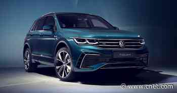 VW announces pricing for the refreshed 2022 Tiguan SUV     - Roadshow