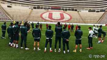 El '11' de Universitario de Deportes que ensaya Ángel Comizzo para enfrentar a Sporting Cristal - La10