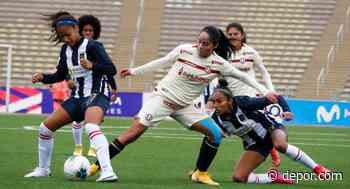 Todo parejo: Universitario y Alianza Lima empataron 0-0 en el clásico femenino - Diario Depor