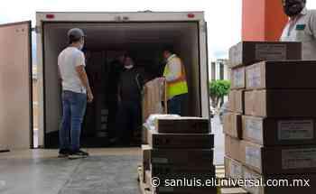 Distribuyen 423 toneladas de medicamentos abandonados desde marzo en SLP - El Universal San Luis