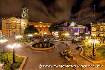15 lugares turísticos de San Luis Potosí - México Desconocido