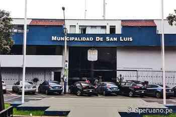 Municipalidad de San Luis extiende plazo de beneficios tributarios hasta el 31 de Agosto - El Peruano