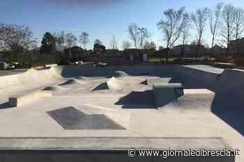 Wave Skatepark di Palazzolo si amplia per i disabili - Giornale di Brescia