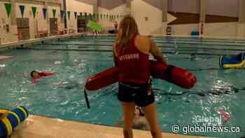 Pools in Alberta struggling to fill lifeguard and swim instructor positions
