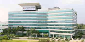 LG Electronics & Magna launch joint venture - www.electrive.com