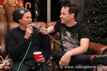 Mark Hoppus, Tom DeLonge Remember Almost Getting M. Night Shyamalan to Direct a Blink-182 Video
