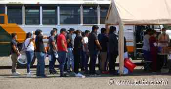 Hundreds of migrants vaccinated against coronavirus in U.S.-Mexico border city - Reuters