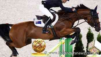 Aussies unable to reach showjumping final - The Flinders News