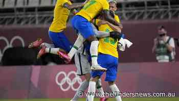 Brazil, Spain meet in men's soccer final - The Flinders News