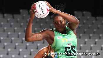 West Coast Fever seize Super Netball lead - The Recorder