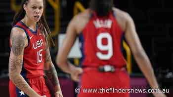 US women's Oly basketball streak continues - The Flinders News