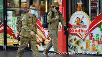 ADF joins NSW police on Sydney streets - The Recorder