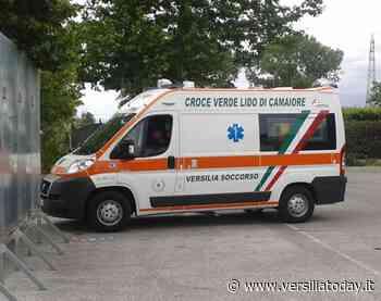 Incidente a Lido di Camaiore, due feriti - Versiliatoday.it