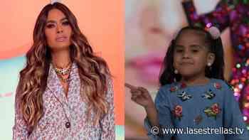 Galilea Montijo tiene entrañable reencuentro con Beba, ex participante de Pequeños Gigantes - Las Estrellas TV
