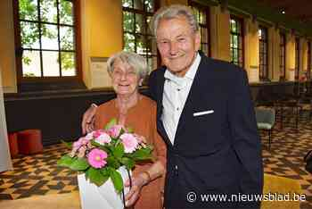 Van ontmoeting in kerk tot diamant voor Jules en Maria