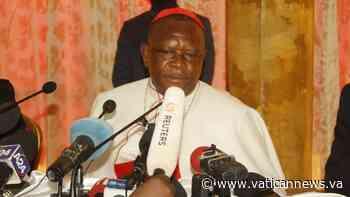 RD Congo. Obispos condenan ataques contra el Cardenal Ambongo y la Iglesia - Vatican News