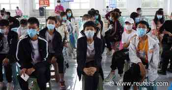 China reports 96 new coronavirus cases for Aug 3 vs 90 a day ago - Reuters