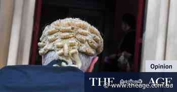 Despite their raffish charm, let's get wigs out of court