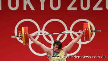 World record holder upset in weightlifting - The Flinders News