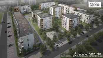 Spatenstich für 318 neue Wohnungen in Lichtenhagen gesetzt