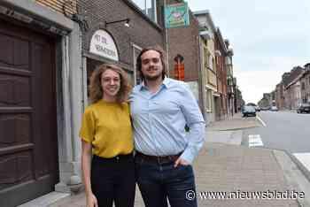 Eline en Mathias vervangen dagschotels Het Stil Vermoeden door tearoom en tapas van MaLine