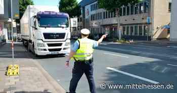 Limburg Lkw in Limburg auf die richtige Spur bringen - Mittelhessen