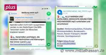 Landkreis Limburg-Weilburg Querdenker aus Limburg-Weilburg stören Rettungsarbeiten - Mittelhessen