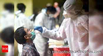 Coronavirus live updates: India reports 42,625 new Covid-19 cases, 562 deaths in last 24 hours - Times of India