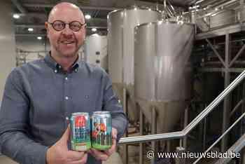 Tijd dat bier in blik enkel voor goedkope pils uit supermarkt was, is voorbij: deze lokale brouwerij lanceert voor het eerst ook speciaalbier in blikjes